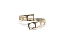 Acquedotto Bracelet Gold