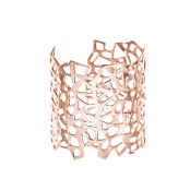 Lutece Cuff Rose Gold