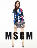 MSGM-Fall-Winter-2013-2014-Campaign-1